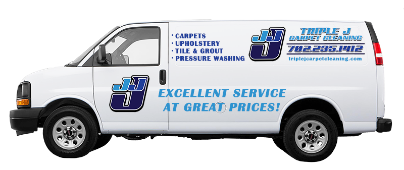 Carpet Tile Cleaning Truck Las Vegas