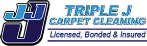 triple j carpet cleaning las vegas logo