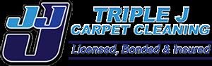 triple j carpet cleaning las vegas logo
